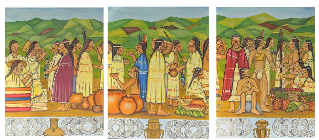 Muisca indianen