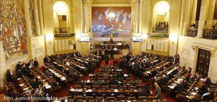 colombiaanse politiek