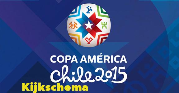 Waar kun je de wedstrijden van Colombia kijken
