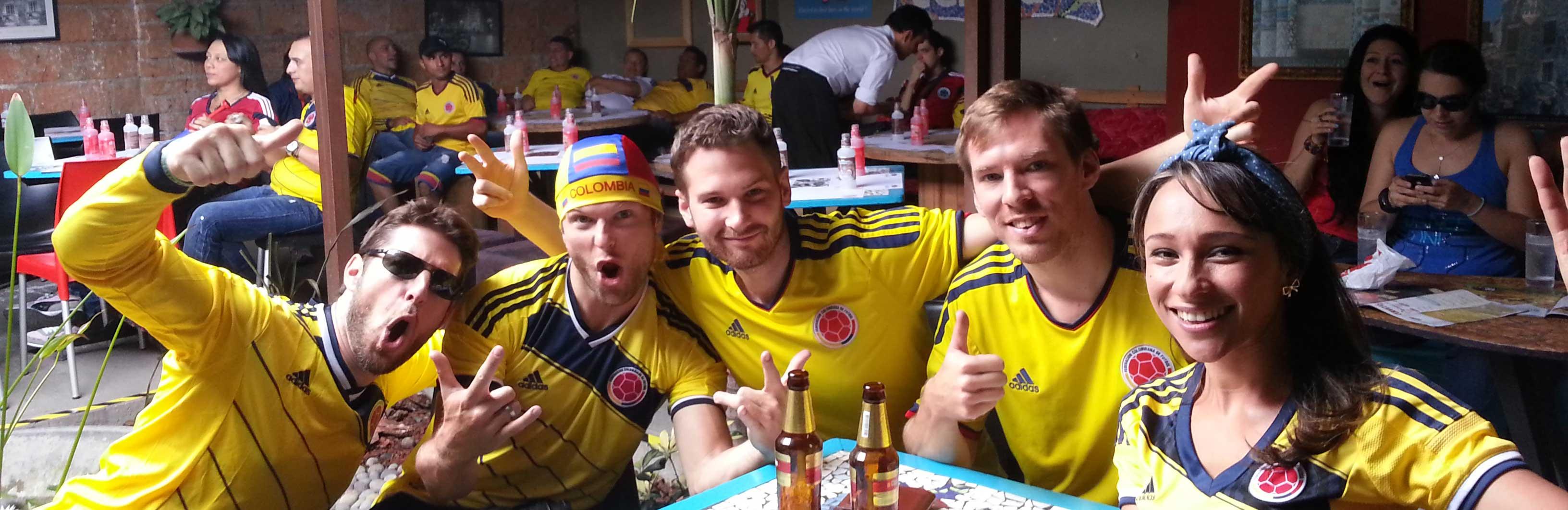 Nederlander in Colombia
