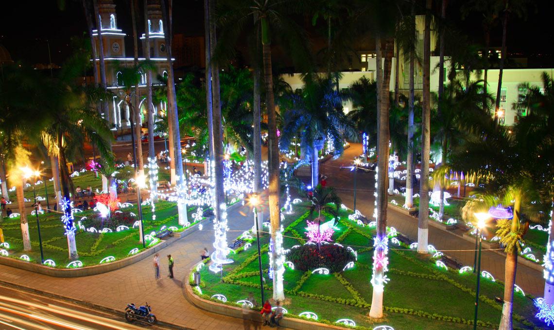 Colombia heeft grootste kerststal ter wereld