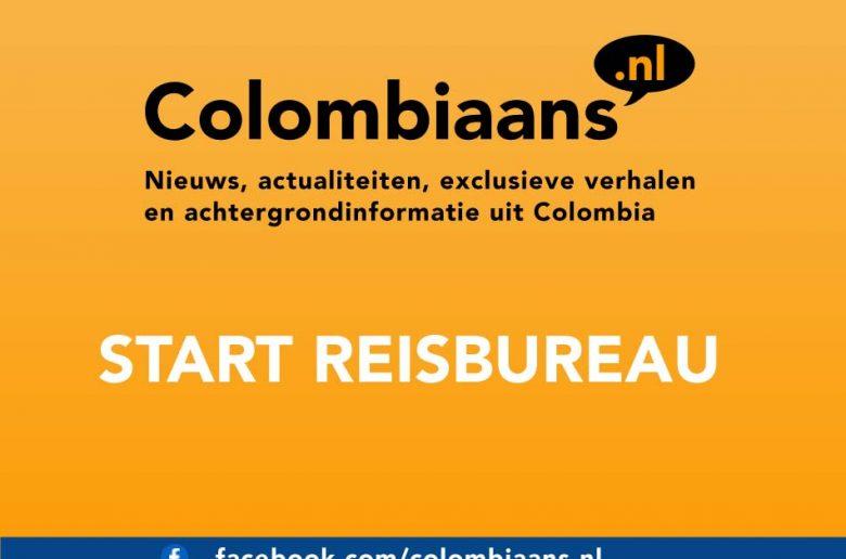 colombiaans start reisbureau