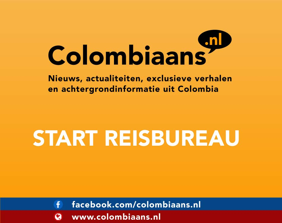 colombiaans start reisbureau