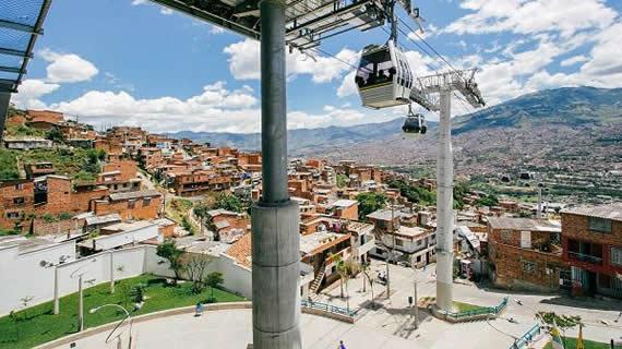 Medellin wint prestigieuze prijs voor innovatie en duurzaamheid