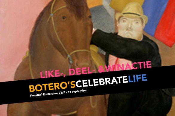 Botero Winactie bij Colombiaans.nl