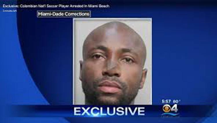 International Armero gearresteerd in Miami