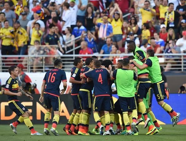 Swingend Colombia wint van inspiratieloos USA