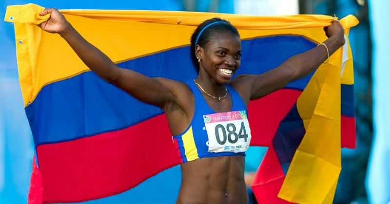 Caterine Ibargüen, Colombiaanse topfavoriete voor goud in Rio