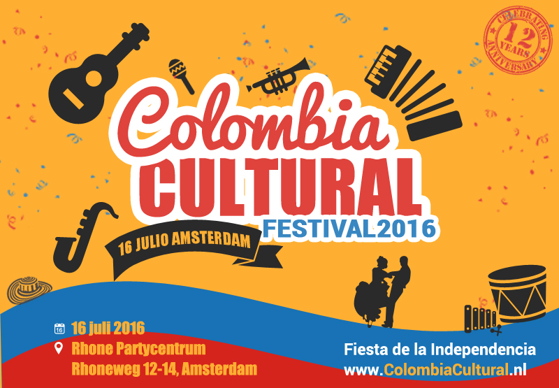 Colombia Cultural 2016