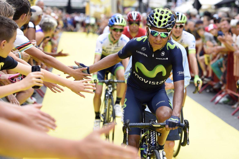 Voor Nairo Quintana begint de Tour de France vandaag pas echt, toch?