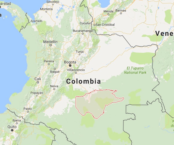 Colombia stroopt mouwen op en steekt honderd drugslaboratoria in brand