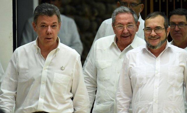 FARC-leider zegt 'Sorry'