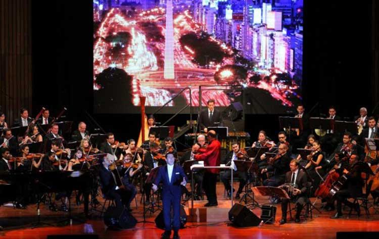Het Philharmonisch Orkest van Medellín genomineerd voor Latin Grammy