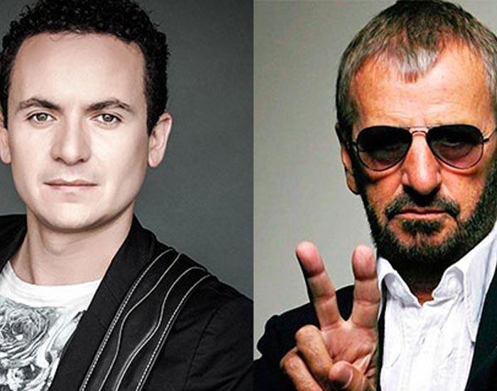 Beatles-lid zingt met Fonseca voor vrede in Colombia