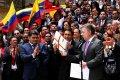 Colombia herstart vredesonderhandelingen FARC