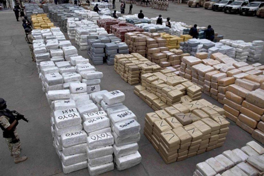 Colombia onderschepte dit jaar al 8 miljard aan cocaïne