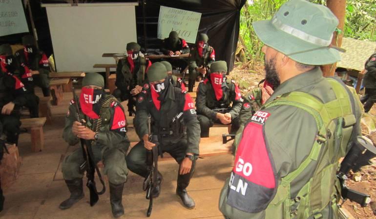 Colombiaanse leger zet vredesonderhandeling ELN onder druk