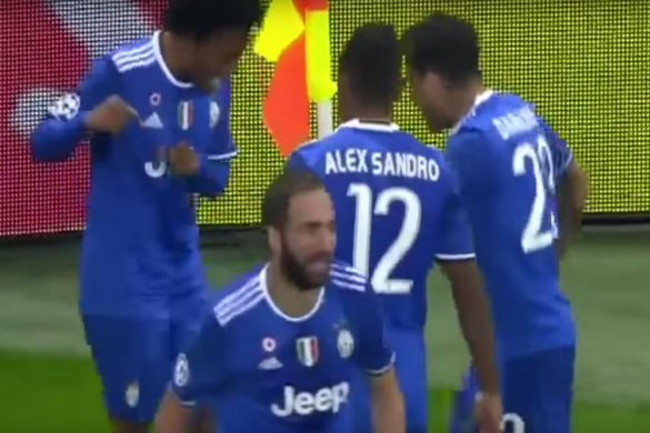 Cuadrado helpt Juventus aan winst