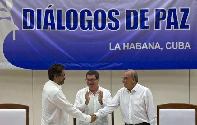 Heronderhandelingen met FARC van start