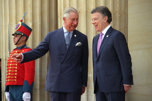 Santos naar Groot-Brittannië