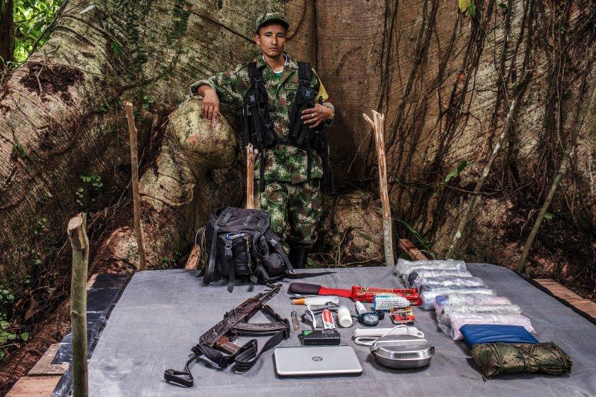 Twee FARC-strijders vermoord door Colombiaanse leger