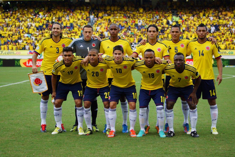 WK-Kwalificatie van start Colombia treft zwaar programma