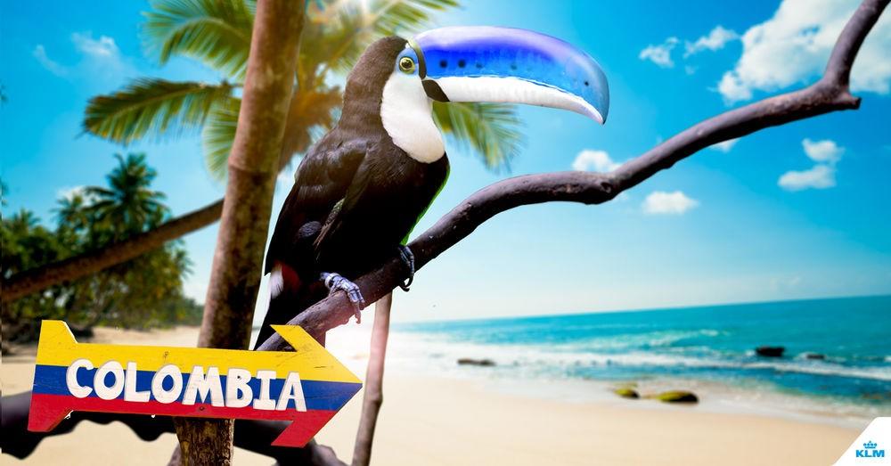 KLM gaat vaker vliegen naar Colombia