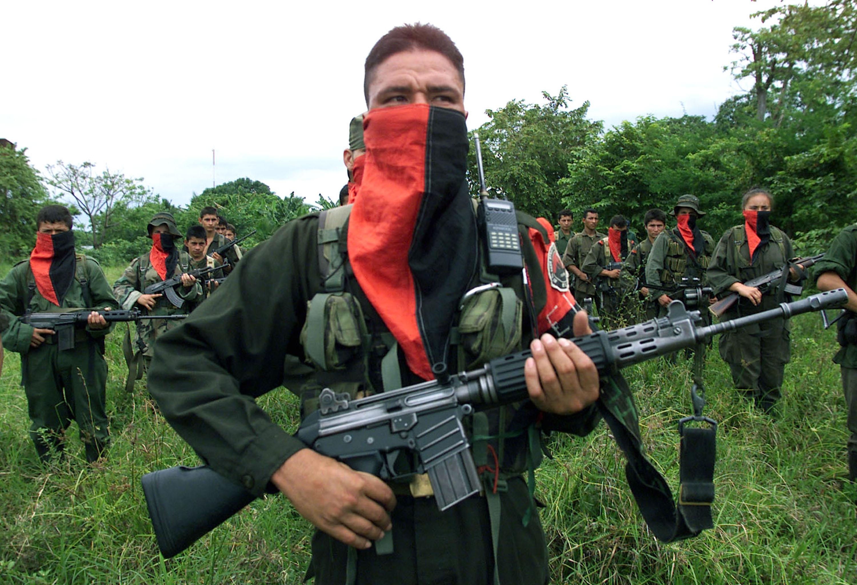 Colombia nog steeds onrustig door geweld platteland
