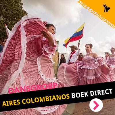 BOEK-COLOMBIAANSE-DANSGROEP-AIRES-COLOMBIANOS