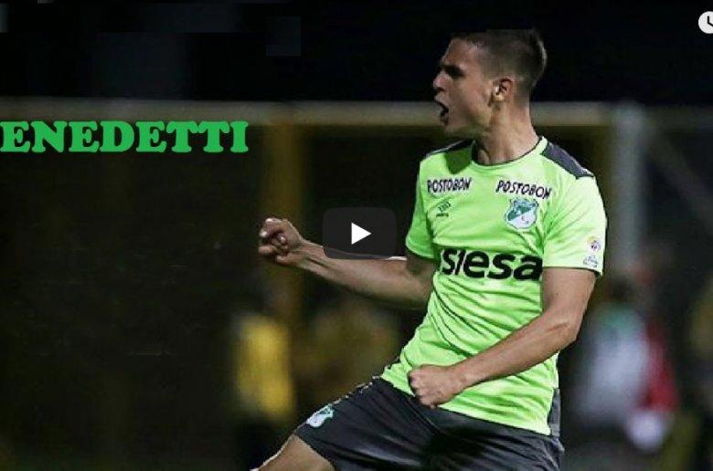 Colombiaan Benedetti naar Ajax