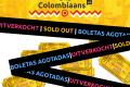 Colombian Vibes definitief uitverkocht
