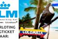 KLM en Go2Colombia.nl verloten vliegticket Colombia tijdens Colombian Vibes