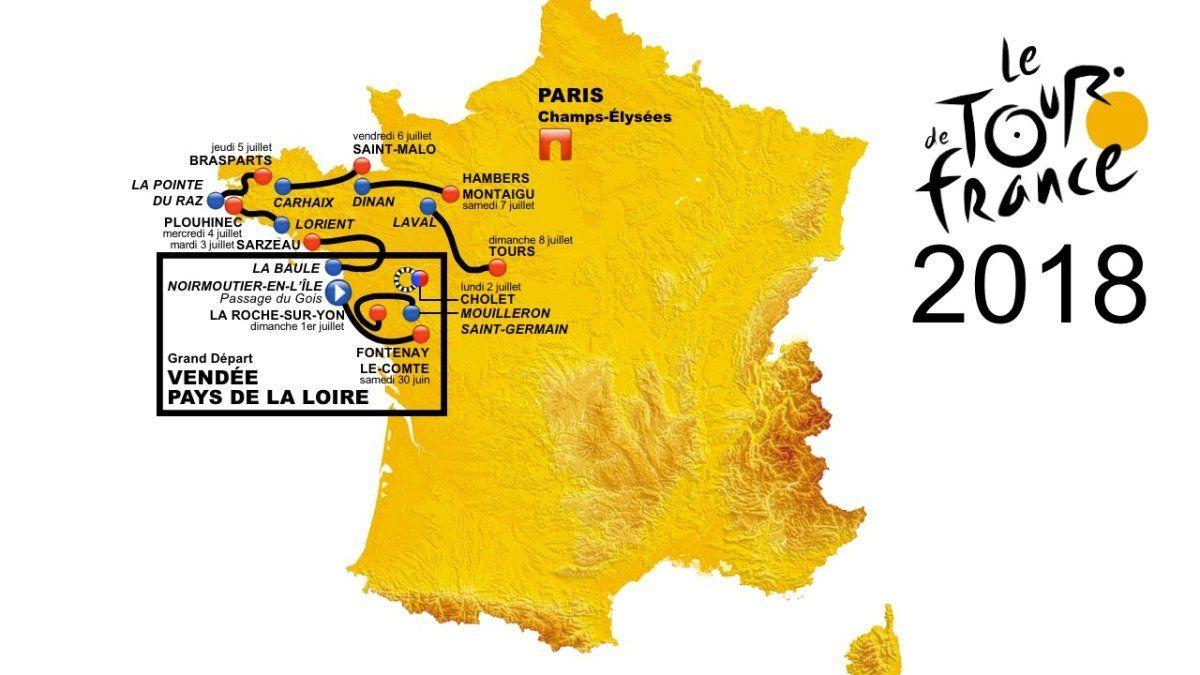 When Does The Tour De France  Start