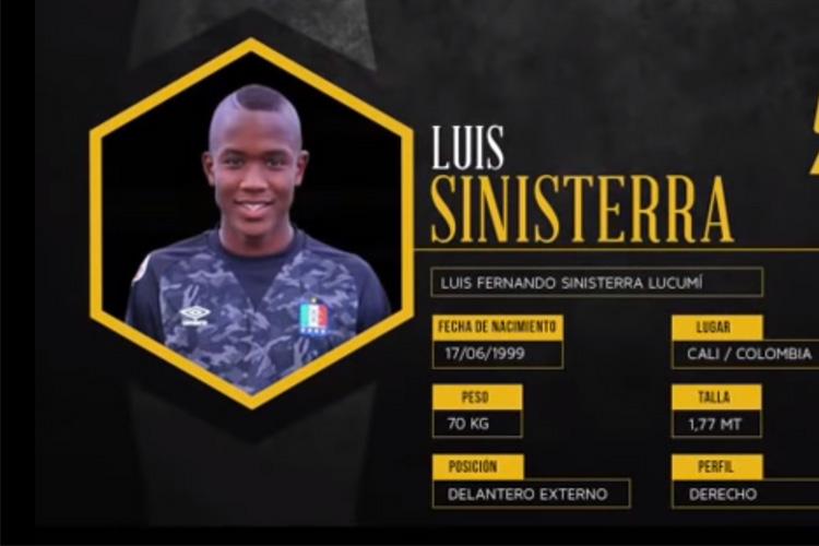 Feyenoord haalt Colombiaan Sinisterra binnen