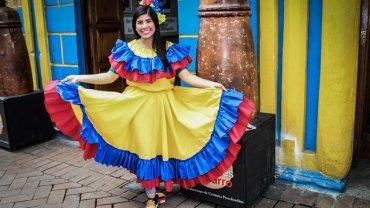 Vandaag bestaat Colombia 208 jaar
