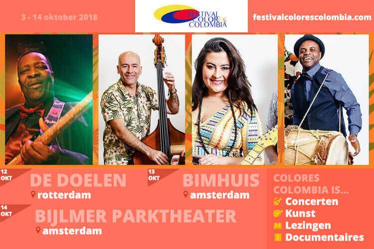 Festival ColorEs Colombia 2018