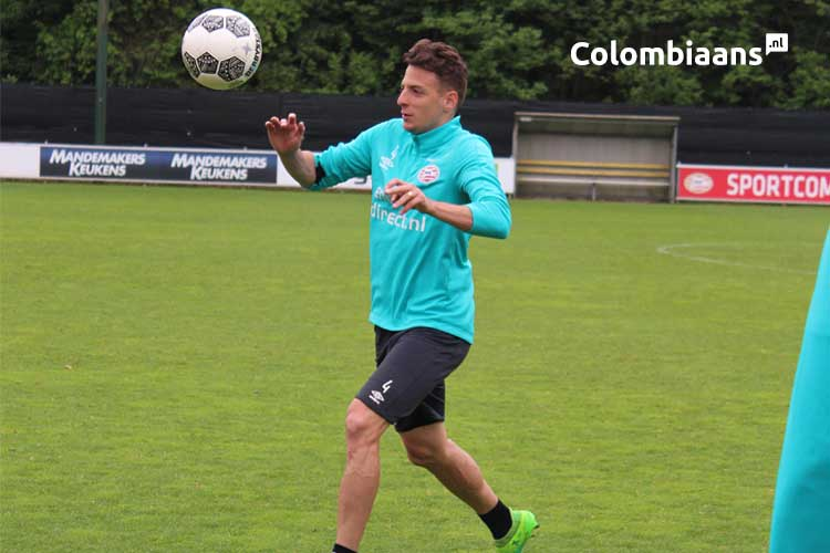 Colombiaans international Arias van PSV naar Atlético Madrid