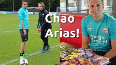 Colombiaans international Arias van PSV naar Atlético Madrid