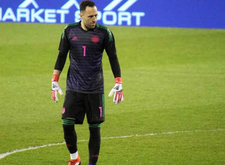 Colombiaans international David Ospina naar Napoli