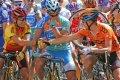 Escarabajos kanshebbers in de Ronde van Spanje