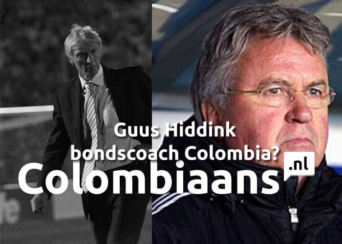 Guus Hiddink in beeld als opvolger Pékerman als bondscoach Colombia