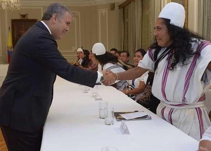 Inheemse bevolkingsgroepen naar Bogotá om dialoog Colombiaanse regering te openen
