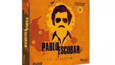 Just Games brengt Pablo Escobar the boardgame uit