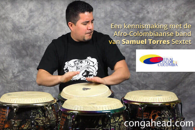 Een kennismaking met de Afro-Colombiaanse band van Samuel Torres Sextet