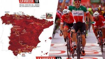 Verwachte Colombiaans succes in de Vuelta a España 2018 blijft deels uit