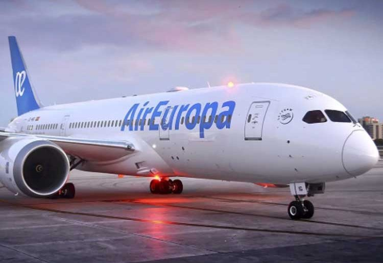 Air Europa breidt Colombia-route uit