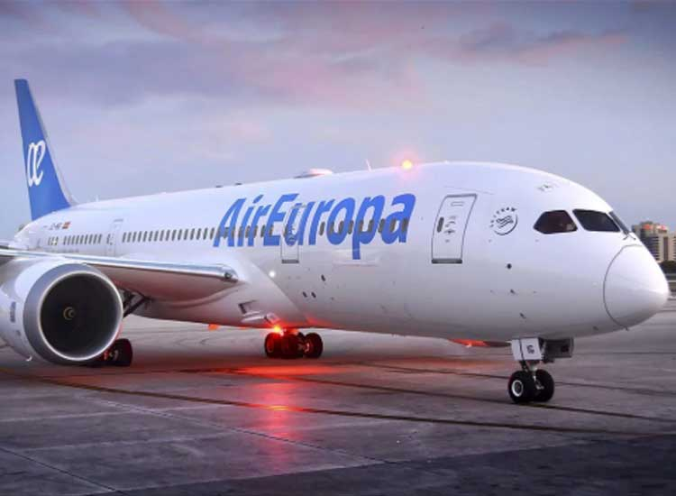 Air Europa breidt Colombia-route uit