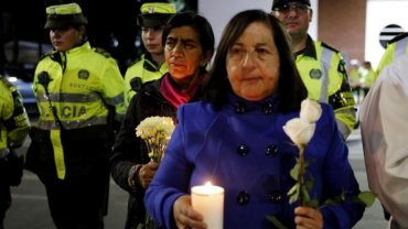 Bomaanslag Bogota