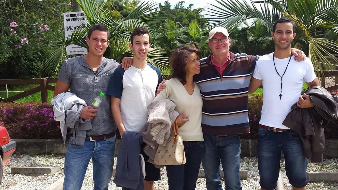 Nederlander in Colombia 12