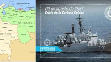 Colombia en Venezuela, op de grens van oorlog… in 1987